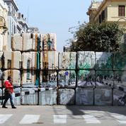 Frontières : et les murs deviennent (en fait) de l'art
