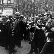 Paris Mai 68 ,un film inédit sur la répression policière retrouvé par la Cinémathèque