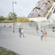 Terrorisme : un mur à 20 millions d'euros pour protéger la tour Eiffel