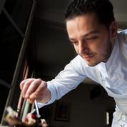 Loiseau Rive Gauche: une brillante cuisine de la nature et des fleurs