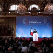 ONU: Macron veut relancer la transition en Syrie