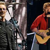 Les concerts de U2 et d'Ed Sheeran annulés pour des raisons de sécurité