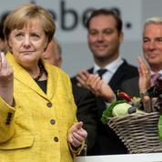 Angela Merkel veut s'ouvrir l'option verte