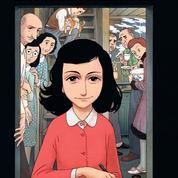 LeJournal d'Anne Frank adapté en roman graphique par Ari Folman