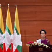 Birmanie : Aung San Suu Kyi prête à organiser le retour des Rohingyas