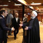 L'avenir de l'accord nucléaire iranien suspendu à la décision de Trump