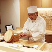 Komatsubaki, rêve de comptoir