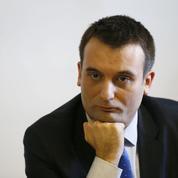 Florian Philippot cible d'une fronde d'élus FN de la région Grand Est