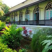 Goa historique et vintage