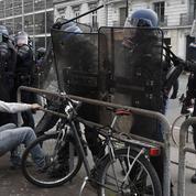 Réforme du Code du travail: 132.000 manifestants dans les rues de France