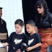 Le fils de Jonah Lomu au soutien de France 2023