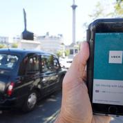 Privé de sa licence à Londres, Uber présente des excuses et veut négocier