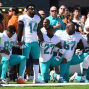 Donald Trump en guerre ouverte avec la Ligue de football américain