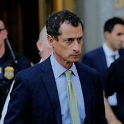 L'ex-favori pour la mairie de New York Anthony Weiner condamné pour des sextos