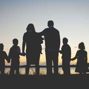 Ces valeurs qui fédèrent les familles nombreuses
