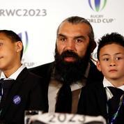 La presse néo-zélandaise accuse France 2023 d'«exploiter» les enfants de Jonah Lomu