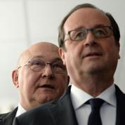 Michel Sapin va travailler avec François Hollande