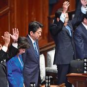 Le Japon dans les turbulences politiques