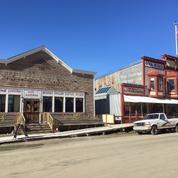 Canada : Dawson, ville de la dernière frontière