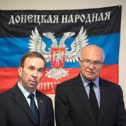 Un ex-FN ouvre une ambassade de la République non reconnue de Donetsk
