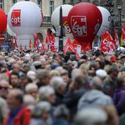 Social: les syndicats à l'Élysée le 12octobre