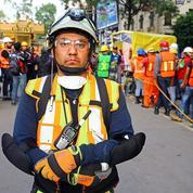 Ricardo Villega, le sauveteur de Mexico