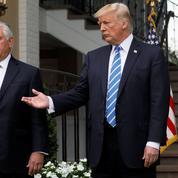 Trump corrige en deux tweets son secrétaire d'État