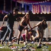 Le massacre de Las Vegas provoque un effroi mondial