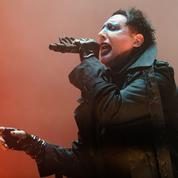 Blessé en concert, Marilyn Manson contraint d'annuler neuf dates de sa tournée