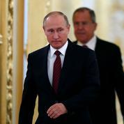 Poutine nomme une nouvelle garde de gouverneurs