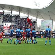 En France, le rugby professionnel pèse 1 milliard d'euros