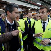 François Ruffin et Xavier Bertrand interpellent Macron chez Whirlpool