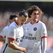 Le jour où Rabiot en est «venu aux mains» avec Ibrahimovic
