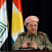 Massoud Barzani, «parrain» du rêve d'indépendance des Kurdes