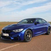 BMW M4 CS, l'esprit club en série limitée
