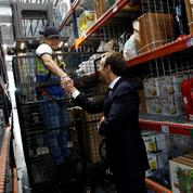 Après le Code du travail, Macron ouvre en Corrèze la séquence 2 du big bang social
