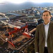 STX France s'interroge sur son rôle dans la défense
