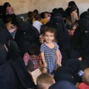 Ces encombrantes épouses de djihadistes étrangers emprisonnées en Irak