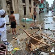Les dégâts de l'ouragan Irma aggravent la fragilité de Cuba