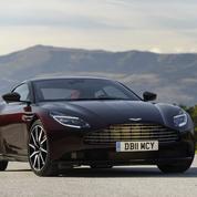Aston MartinDB11 V8 : née sous une bonne étoile