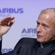 Soupçon de corruption: le patron d'Airbus anticipe