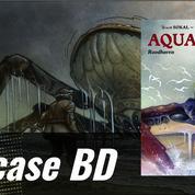 La case BD : Aquarica ou quand Jules Verne rencontre Moby Dick