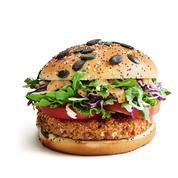 McDonald's lance son premier burger végétarien en France