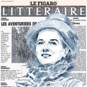 Hygiène de l'assassin : en 1992, Amélie Nothomb vue par Renaud Matignon