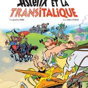 Découvrez la couvertured'Astérix et la Transitalique