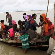 Naufrage meurtrier de réfugiés rohingyas au Bangladesh