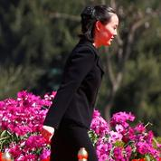 La sœur de Kim Jong-un promue au sein du parti unique
