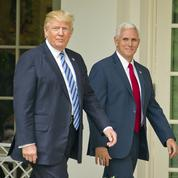 NFL : Le vice-président américain quitte un stade, Trump le soutient