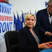Le Front national n'est plus le principal parti d'opposition