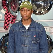 Pharrell Williams déride G-Star